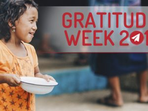 Gratitude Week Day 3 – Win a Volunteer Scholarship