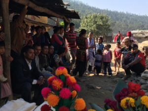 The Fly For Good Team in Nepal
