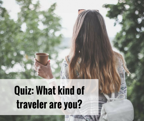 What kind of traveler are you..