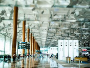 7 Stress-Reducing Tips for the Airport Security Line