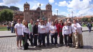 Group Volunteer Peru