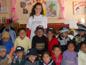 Volunteer Teaching Peru