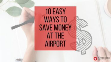 10 Easy Ways to Save Money at the Airport Thumbnail